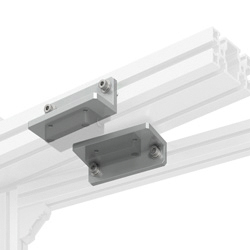 Small Non-Contact Door Switch Bracket Set Type D