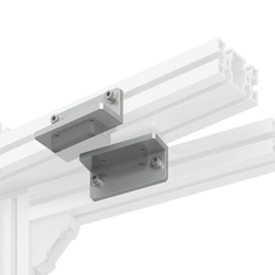 Small Non-Contact Door Switch Bracket Set Type F