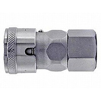 High Coupler BL, Stainless Steel, SF-Type