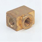 Barb Fittings Series Barb Type Elbow Block