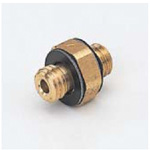 Bamboo Shoot Fitting Series Barb Type Adapter Nipple