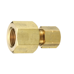 Quick Seal Series - Insert Type (Brass) - Female Connector (mm Size)