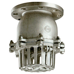934 SCS13 JIS10 K F-Type Foot Valve without Lever
