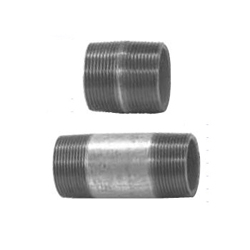 Steel Pipe Screw-in Tube Fitting VB Nipple
