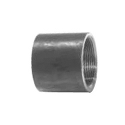 Steel Pipe Screw-in Pipe Fitting Steel Socket (Standard Product)