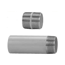 Stainless Steel Screw-in Tube Fitting Stainless Steel Nipple