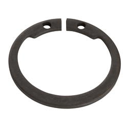 Round S Type Retaining Ring (for Shafts)