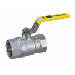 Threaded Ball Gas Valve, G Type, Lever Handle