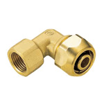 Solar Water Heater Fitting, Polyethylene Pipe Joint, Elbow Taper Thread