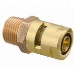 CAPORI Metal, CAPORI Metal Joint, Tapered Male Thread
