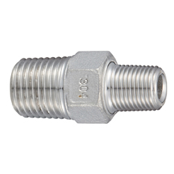 Stainless Steel, Reducing Hex Nipple, SFRN Type, SMRN Type