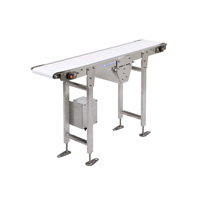 Job conveyor standard type belt conveyor center drive