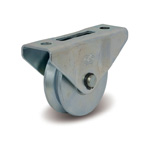 Ductile Caster Angle Wheel, R-Type