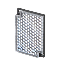 Reflective Plate for Retroreflective Type Photoelectric Sensors