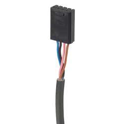 Connector with Cord for Photomicrosensor [EE-1003/1006]