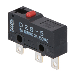 Ultra small basic switch Shape-D2S