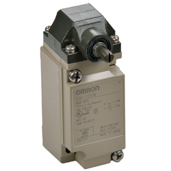 Compact Heavy Equipment Limit Switch [D4A-□N]