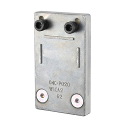 Dedicated Mounting Plate for Small Limit Switches D4C-P