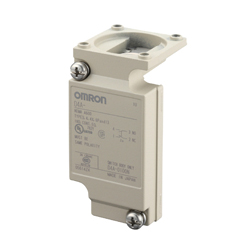 Switch box D4A-N for small amount equipment limit switch