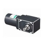 Induction motor KⅡ series orthogonal axis geared hollow/solid shaft