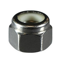 Stainless Steel Nylon Nut