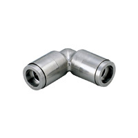 Sputtering Resistant Tube Fitting Brass Union Elbow