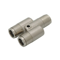 for Sputtering Resistance, Tube Fitting Brass, Union Y