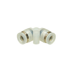 Tube Fitting PP Type for Clean Environments - Union Elbow