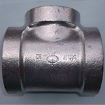 20K・20KZD Pipe Fittings, Reducing Tee, HBRT