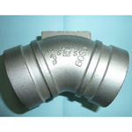 SUS Top System (Fittings), 45° Elbow