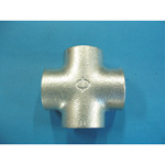 Steel Pipe Fitting, Screw-In Pipe Joint, Cross