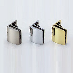 GH-450 Type Glass Hinge (For Inset Door) (With Catch)