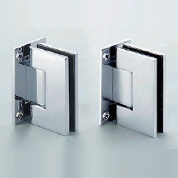 Double Acting Spring Hinge For Glass Door (Wall Installation Type) (For Tempered Glass) 787B Type/789B Type