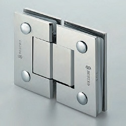 For Double Acting Spring Hinge Made Of Stainless Steel BK021-180 Type (Mount To Wall Type) (For Tempered Glass)