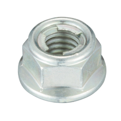 Flanged Lead Lock Nut
