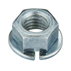 Flange Nut with Metal Spring Washer (Small)