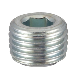 Taper Plug with Hex Hole (Sunk)
