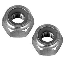 Nylon Nuts (Imported)