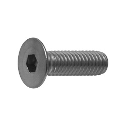 Made by Kyokuto Mfg. Hexagon Button Socket Bolt (Flat Cap Screw) (JIS-B1194)