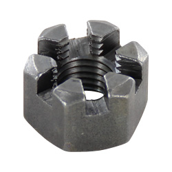 Castellated Nut, Tall Type, 1 Type, Fine-Thread