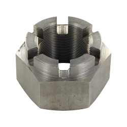 Castellated Nut, Tall Type, 2 Type, Super Fine-Thread