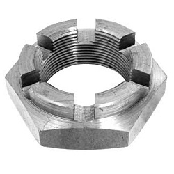 Castellated Nut, Short Type, 2 Type, Super Fine-Thread