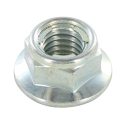 E-LOCK Nut (Flanged Nut) Flat Diameter Large