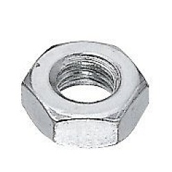 Type 3 Hex Nut - Inch Size
