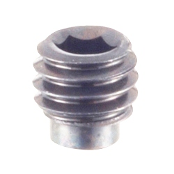 Hex Set Screw with Protruding End - Inch Size