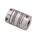 Stainless Steel Slit Coupling, Clamping Long Type