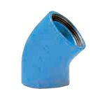 ESLON, Eslo-Coat LX Fitting, 45° Elbow (45°L) LX4L32