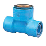 ESLON, Eslo-Coat LX Insulation Fitting, Insulated Water Faucet Tees (IST)