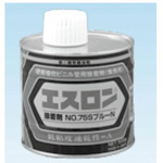 Piping Material for Wiring, Adhesive ESLON, Adhesive No. 75S Blue N (Low Viscosity)