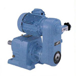 Belt type infinite variable-speed motor, TX Series